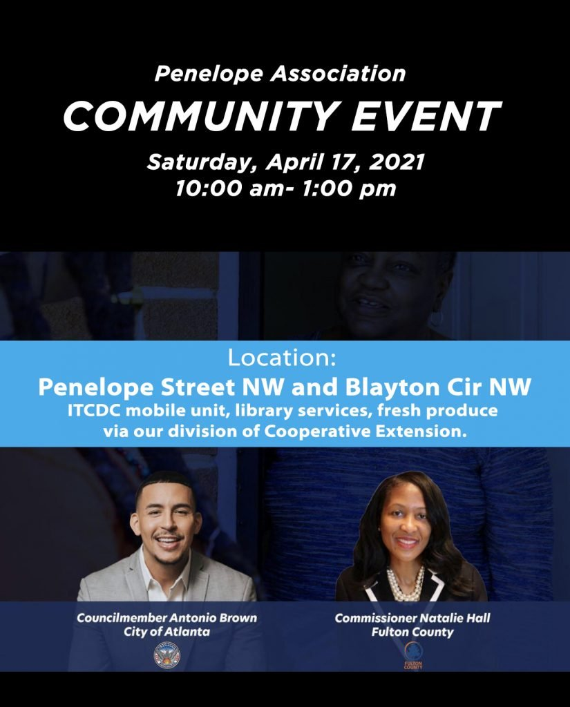 Penelope Association Community Event